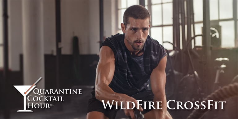 Move-it Monday with WildFire CrossFit
