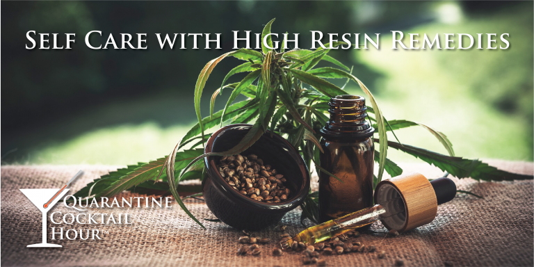 Self-Care with High Resin Remedies