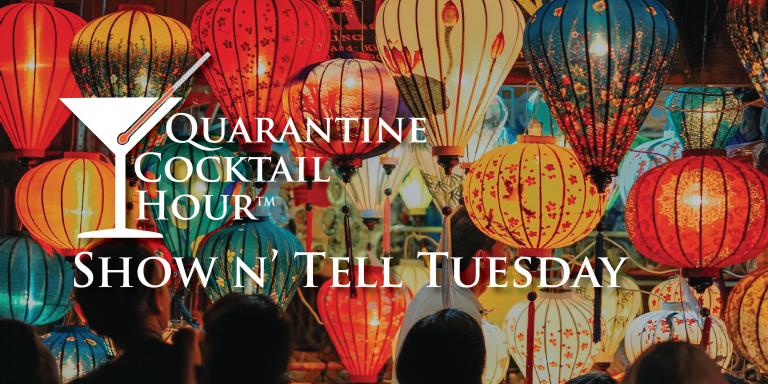Show n' Tell Travel Tuesday
